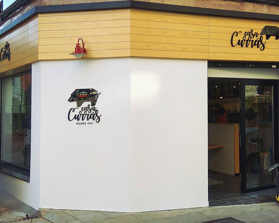 Reforma para local de hostelería Lalín